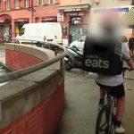 Précarité: Livreurs à vélo: à bout de course…