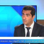 """Marc Touati: Risque de récession, taux négatifs, Fed: """"Les marchés sont en train de danser sur un volcan !"""""""