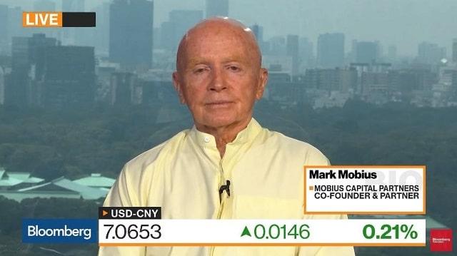 """Mark Mobius: """"Achetez de l'or à n'importe quel prix !"""""""