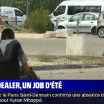 Marseille: Dealer, un job d'été ! De plus en plus de jeunes originaires de toute la France viennent vendre de la drogue pendant l'été
