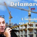 """Olivier Delamarche: """"Aujourd'hui, il y a une bulle sur l'immobilier comme sur l'ensemble des actifs qui ont été financiarisés"""""""