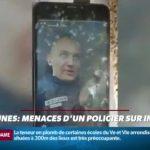 """Un policier se filme et déclare vouloir """"casser la bouche"""" de """"ces abrutis de Gilets Jaunes"""""""