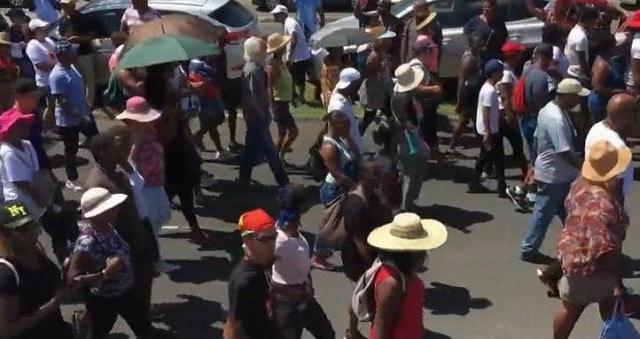 Guadeloupe: le service hospitalier en crise