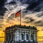 Sale temps pour l'Allemagne
