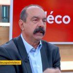 Philippe Martinez: Réforme des retraites: «Le système par points est injuste»