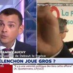 Benjamin Cauchy: «Disproportion dans le traitement de Mélenchon en Oct 2018 – Y a-t-il eu 115 policiers pour la perquisition de Monsieur Benalla ?»