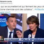Benjamin Cauchy: «Ceux qui se soumettent et qui ferment les yeux devant le fascisme islamiste sont des collabos !»