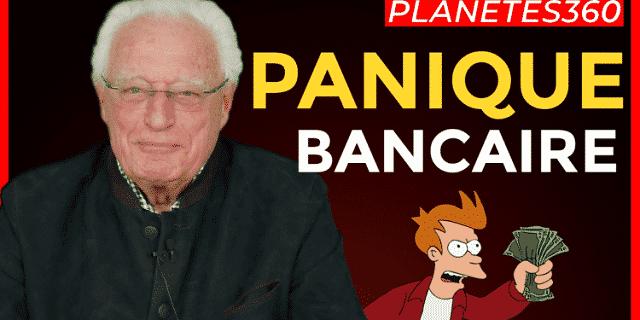 """Charles Gave: """"On a bâti un système où on est certain que les banques vont faire faillite !"""""""