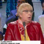 Selon Claire O'Petit une aide soignante gagne « au minimum » 1700€ par mois…