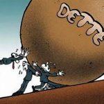La dette croît à un rythme de plus en plus rapide