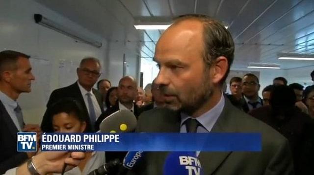 """Ferrand... 2 poids, 2 mesures ? Édouard Philippe, 1er juin 2017: """"Une mise en examen déclenche immédiatement une démission d"""