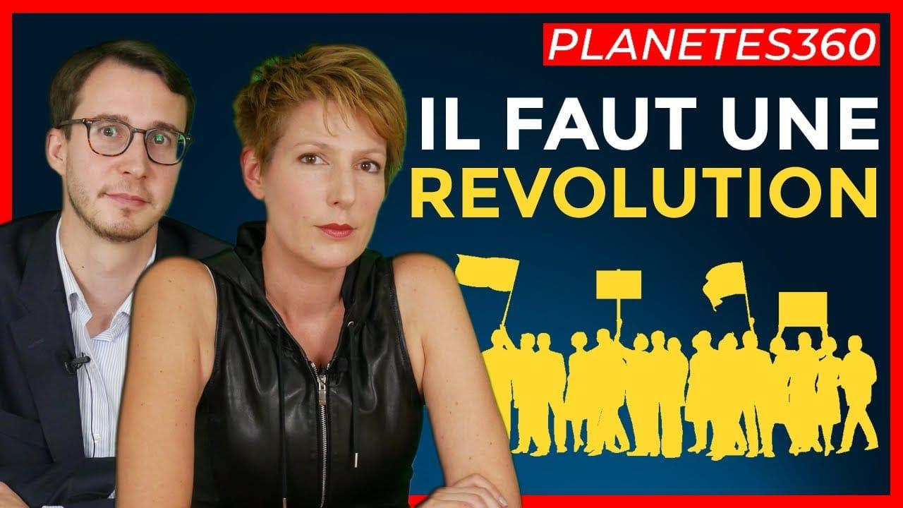 """François Boulo - Natacha Polony: GILETS JAUNES : """"Il Faut Une Révolution ! Il faut un Changement Majeur !!"""""""