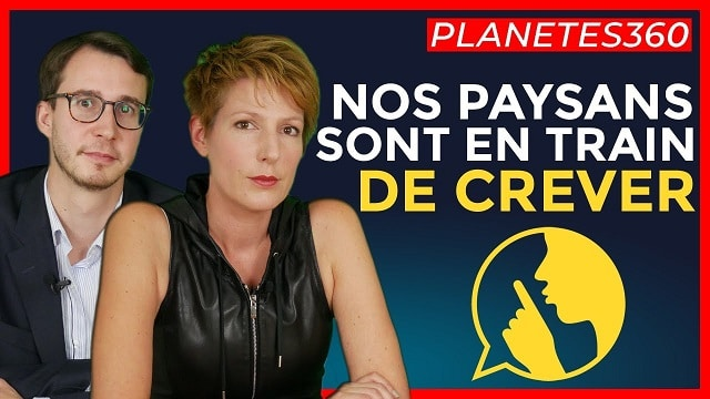 "Natacha Polony: ""Nos paysans sont en train de crever !"""
