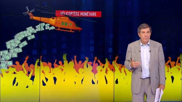 Chronique éco de Jacques Sapir - «Hélicoptère monétaire ou Planche à billets» : de l