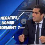 """Marc Touati: Taux négatifs: """"On est dans une fuite en avant EXTRÊMEMENT DANGEREUSE,… avec des risques sociétaux énormes ! Ca va faire mal !!"""""""
