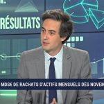 """Nicolas Chéron: """"Liquidités à outrance, nous sommes désormais dans un Q.E infini… Qu'est-ce qui soutient le système en permanence ? Les liquidités des banques centrales !"""""""