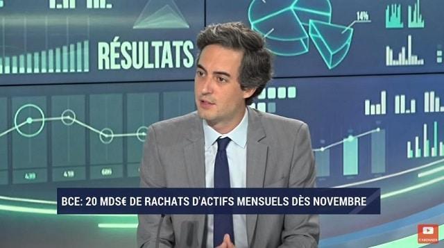 """Nicolas Chéron: """"Liquidités à outrance, nous sommes désormais dans un Q.E infini... Qu"""