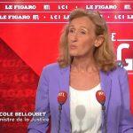 """Nicole Belloubet """"Ministre de la justice"""" omet de déclarer une maison et 2 appartements, Mélenchon l'accuse de déclaration de patrimoine incomplète !!"""