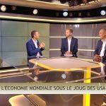 """Olivier Delamarche dans C'EST CASH: """"L'économie mondiale sous le joug des USA !"""""""