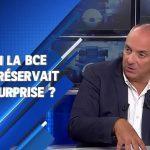 """Olivier Delamarche: """"Si la BCE n'annonce pas ce que le marché attend le 12 septembre, là on RISQUE de DÉROUILLER !"""""""