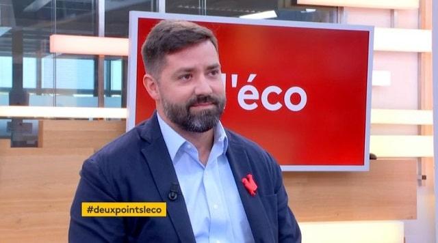 """Pascal Gauthier, PDG de Ledger: """"Il ne faut pas investir toutes ses économies dans le bitcoin, ce serait assez dangereux"""""""
