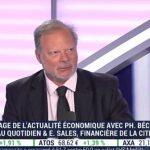 Philippe Béchade: «Si on poursuit cette politique monétaire qui ne fonctionne pas, c'est bien que cela arrange un groupe d'intérêt…»