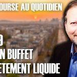 "Philippe Béchade – Séance du Lundi 09 Septembre 2019: ""Warren Buffet complètement liquide"""