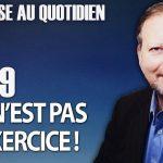 Philippe Béchade – Séance du Jeudi 12 Septembre 2019: «Ceci n'est pas un exercice !»