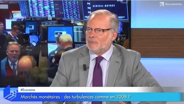 """Philippe Béchade: USA - Crise de liquidités: """"On est reparti dans le QE (Planche à billets), c"""