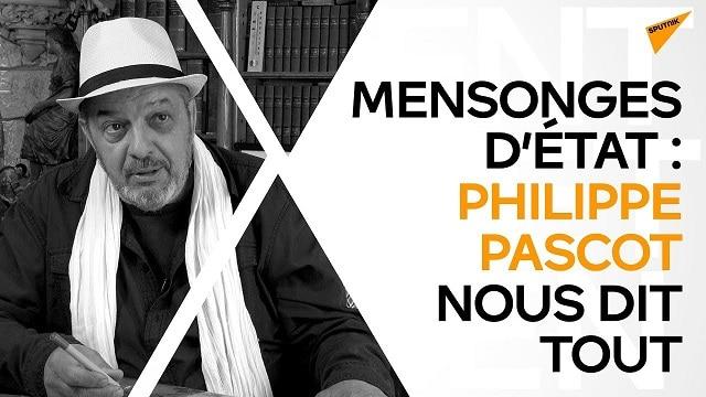 """Philippe Pascot: """"si on fait une seule grande manif à Paris par mois, le gouvernement saute"""""""