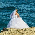 Robes de mariée: un marché qui souffre !