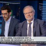 L'entreprise privée Facebook a-t-elle le droit de battre monnaie ? Pour en débattre: Philippe Béchade Vs Clément Jeanneau
