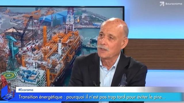 """Jeremy Rifkin: """"Il y a sur le pétrole la plus grosse bulle de l"""