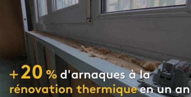 Les arnaques à la rénovation énergétique se multiplient