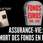 Assurance-vie: La mort des fonds en euros ?