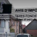"""Le Principe des vases communicants: """"Baisse de la taxe d'habitation et explosion de la taxe foncière pour les propriétaires !!"""""""