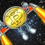 Bitcoin + 40 % en 3 heures !!!