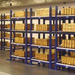 Selon le World Gold Council, les banques centrales du monde entier ont ajouté 36 tonnes d'Or supplémentaires à leurs réserves en février