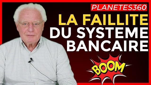 La Faillite du Système Bancaire !... Avec Charles Gave