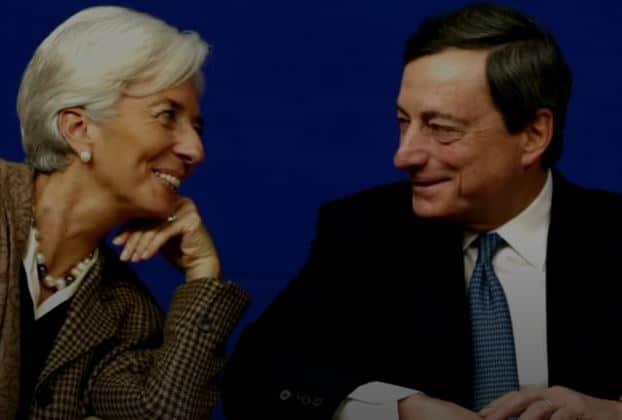 """Draghi ou Lagarde même combat: """"Le bilan de la BCE bondit de 11 milliards € à plus de 4709 milliards € !"""""""
