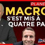 BREXIT: Macron s'est mis à Quatre Pattes !… Avec François Asselineau