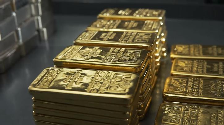 """Peter Schiff: """"Les banques centrales ont ajouté 41,8 tonnes d"""