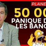 50 000 suppressions de postes annoncées par les banques, pourquoi cette panique ?… Avec Jacques Sapir