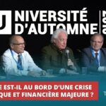 Le monde est-il au bord d'une crise économique et financière majeure ?… Avec Vincent Brousseau, Philippe Béchade, Charles Sannat, Charles Gave