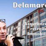 Assurance-vie, retraites, immobilier… Ca risque de mal finir ! Olivier Delamarche, l'économie sans langue de bois