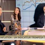"""Olivier Delamarche dans C'EST CASH: """"Le chiffre de l'inflation est fabriqué pour ne pas refléter la réalité ! Sinon, je ne vous raconte pas le nombre de gens qu'on aurait dans la rue !!"""""""