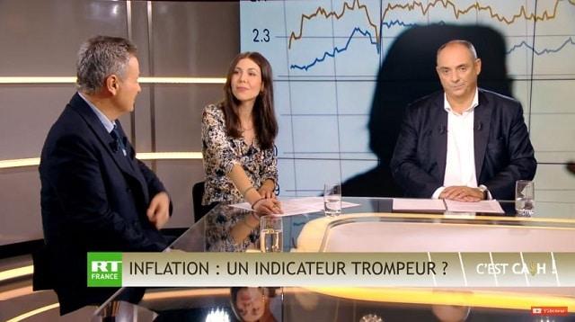"""Olivier Delamarche dans C'EST CASH: """"Le chiffre de l"""
