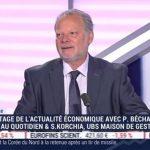 """Philippe Béchade: """"Avec autant de dette aujourd'hui, ce ne sont pas les intérêts le problème, c'est celui de rembourser le principal ! Mais comment fait-on sans croissance ?"""""""