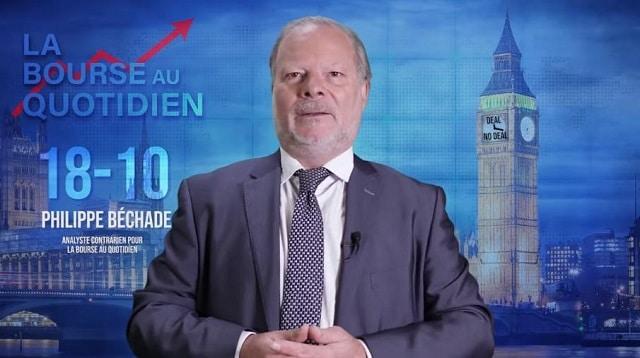 """Philippe Béchade – Séance du Vendredi 18 Octobre 2019: """"Week-end très spécial au parliament"""""""