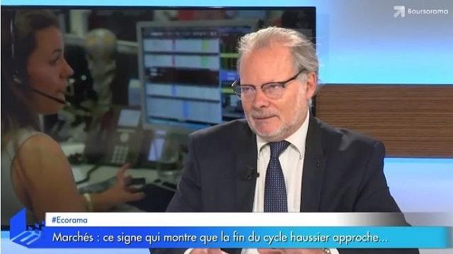 Marchés: ce signe qui montre que la fin du cycle haussier approche... Avec Philippe Béchade